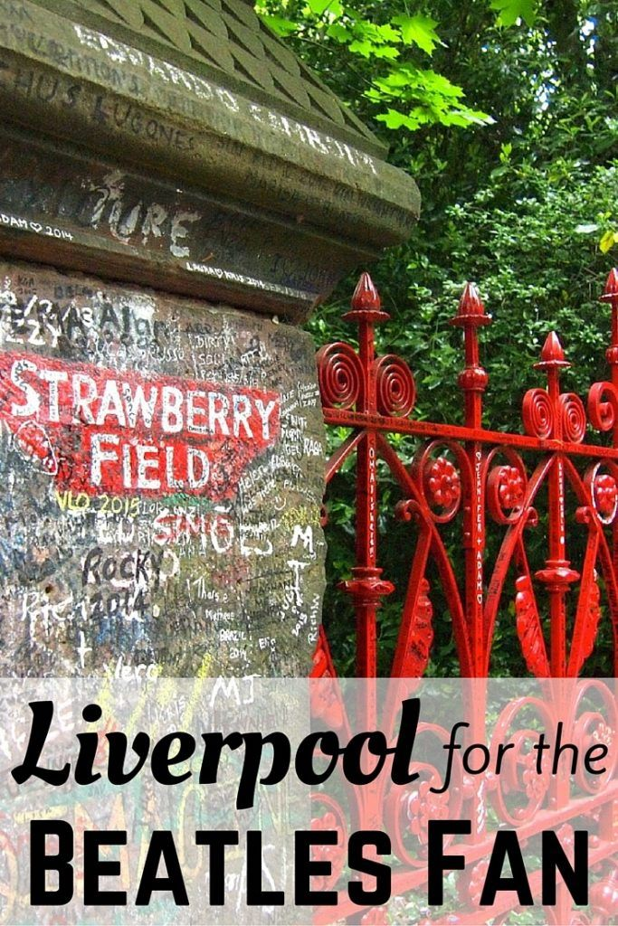 Liverpool for the Beatles fan