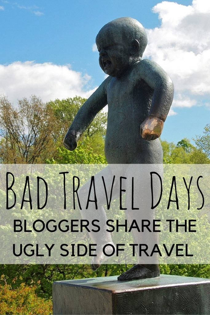 Bad Travel Days