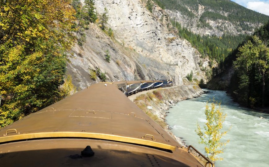27 Photos from Aboard the Rocky Mountaineer