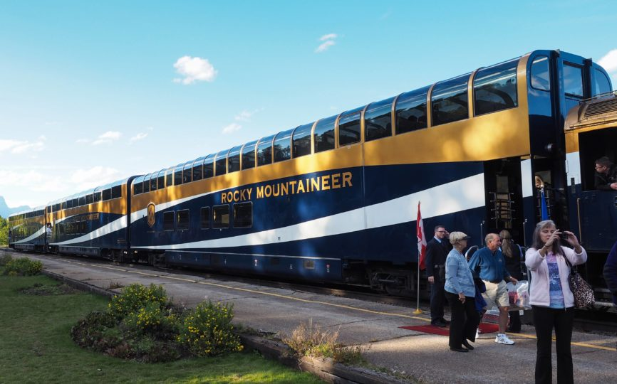 Everything You Need to Know About Riding the Rocky Mountaineer Train in Canada