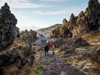 One week in Iceland