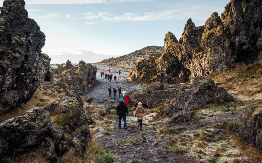Highlights from 7 Days in Iceland in Winter