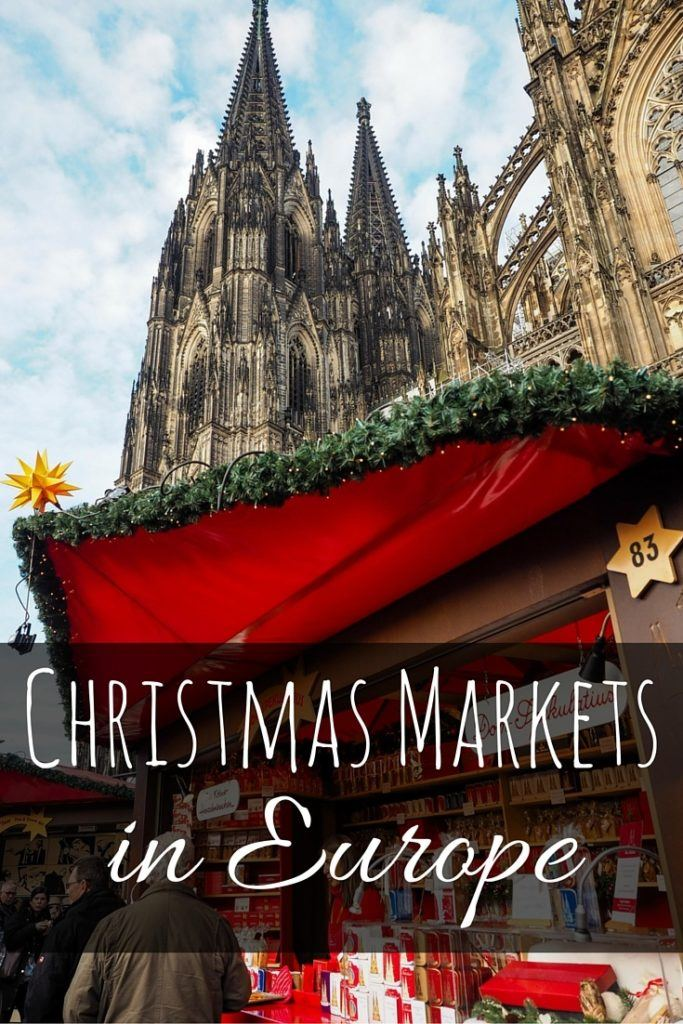 Photos from Christmas Markets in Europe