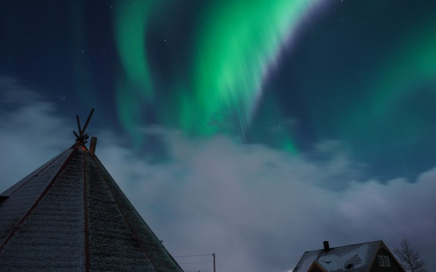 Chasing the Northern Lights in Arctic Norway