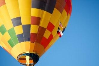 Ballooning in Tyler, Texas