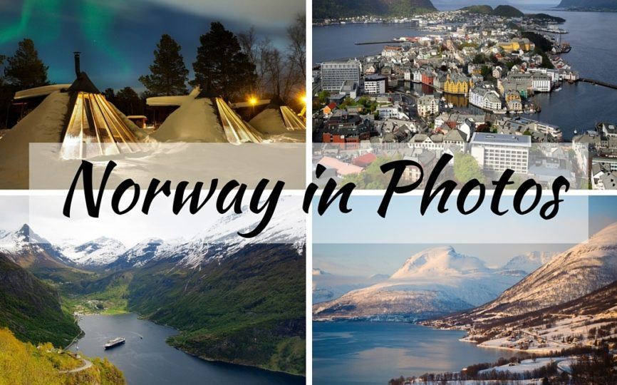 30 Photos That Prove Norway is Straight Out of a Fairy Tale