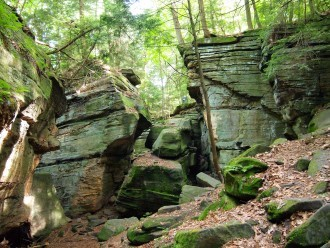 Cuyahoga Valley National Park in Ohio