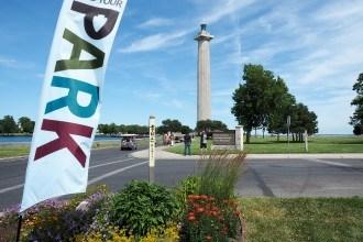 Perry's Monument in Ohio