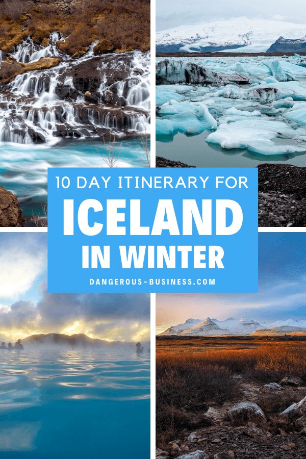 10 days in Iceland in winter