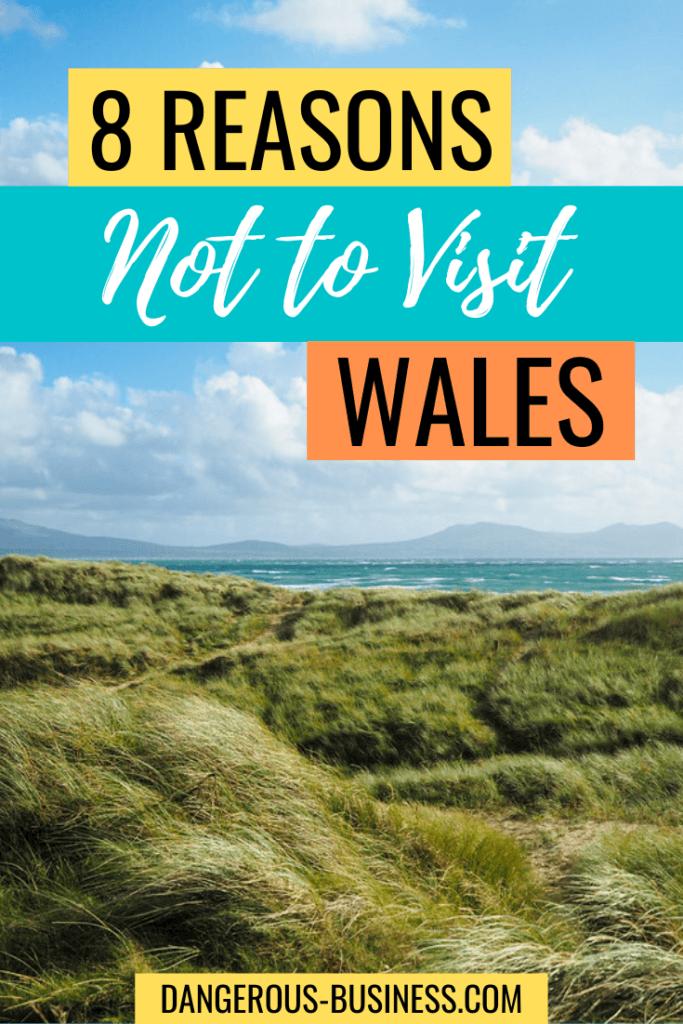 Reasons to visit Wales