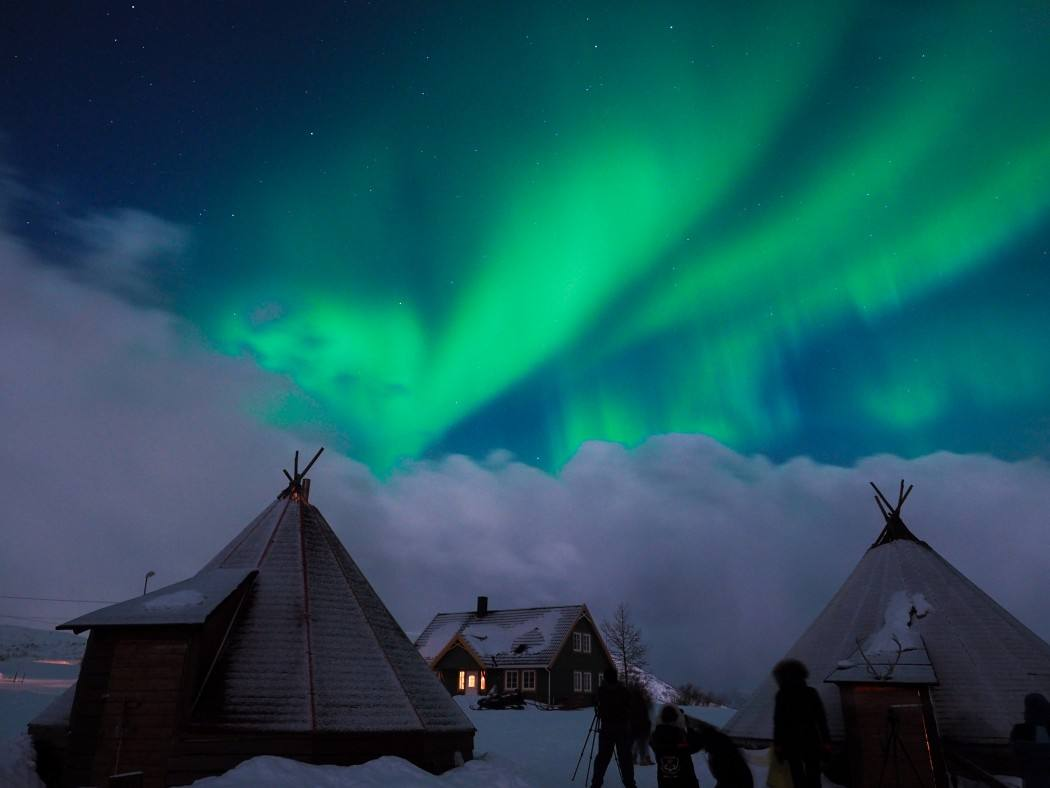Northern Lights lies