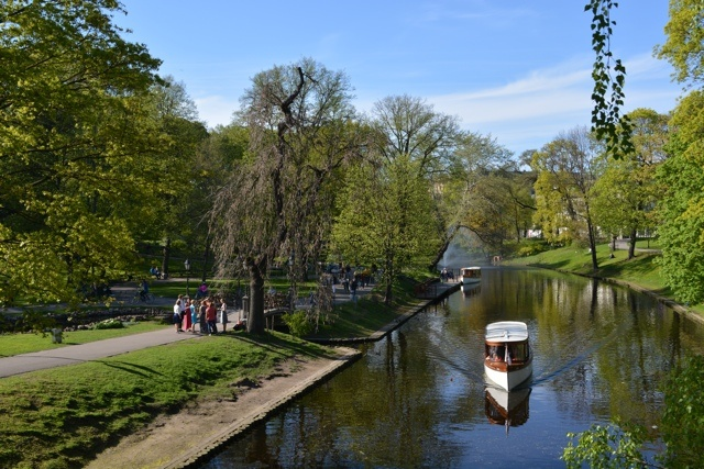 Canals in Riga, taken by Cailin from Travel Yourself (she also took the top image in this post)