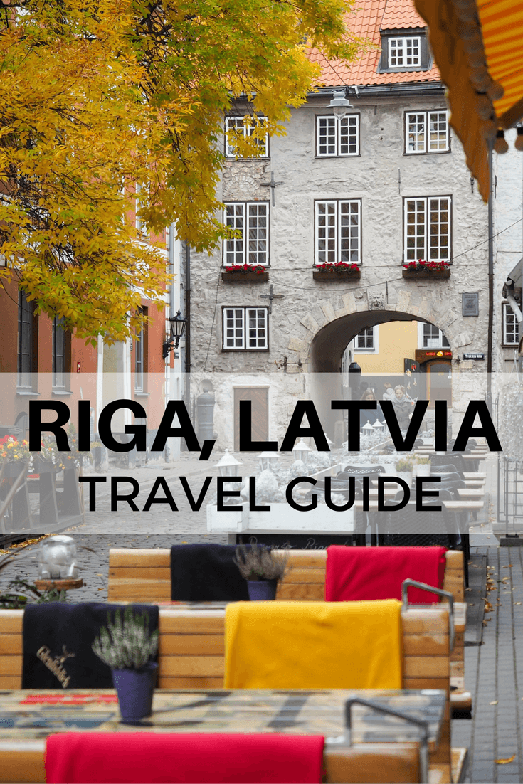 Things to do and see in Riga, Latvia