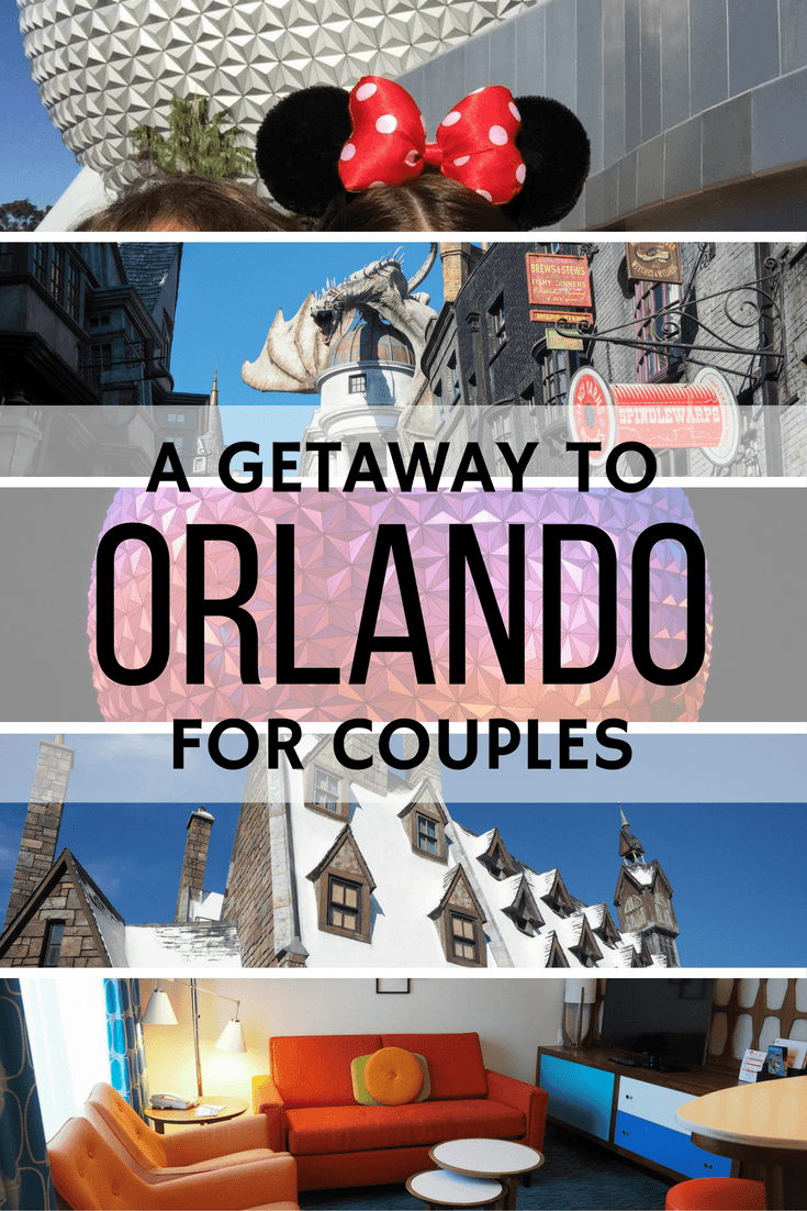 A Long Weekend Getaway to Orlando