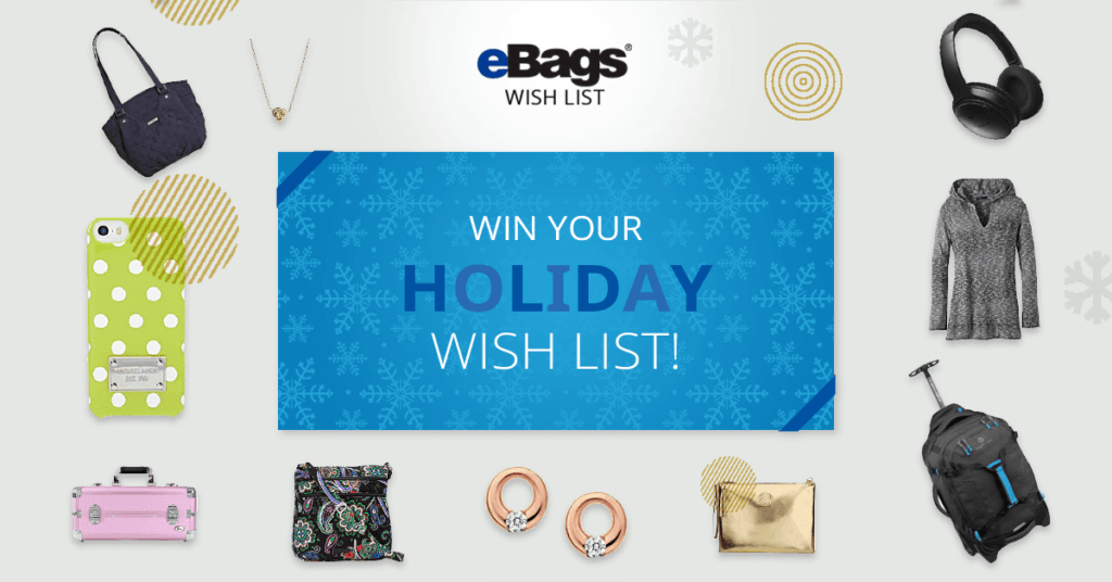 eBags contest