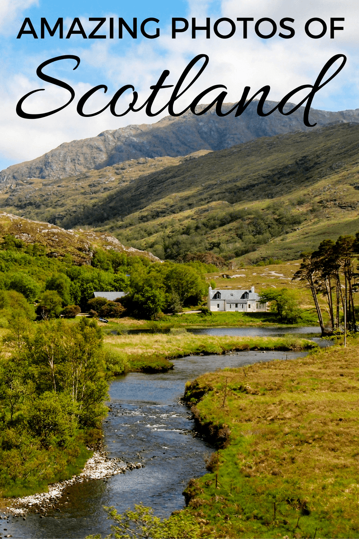 Inspiring Photos of Scotland