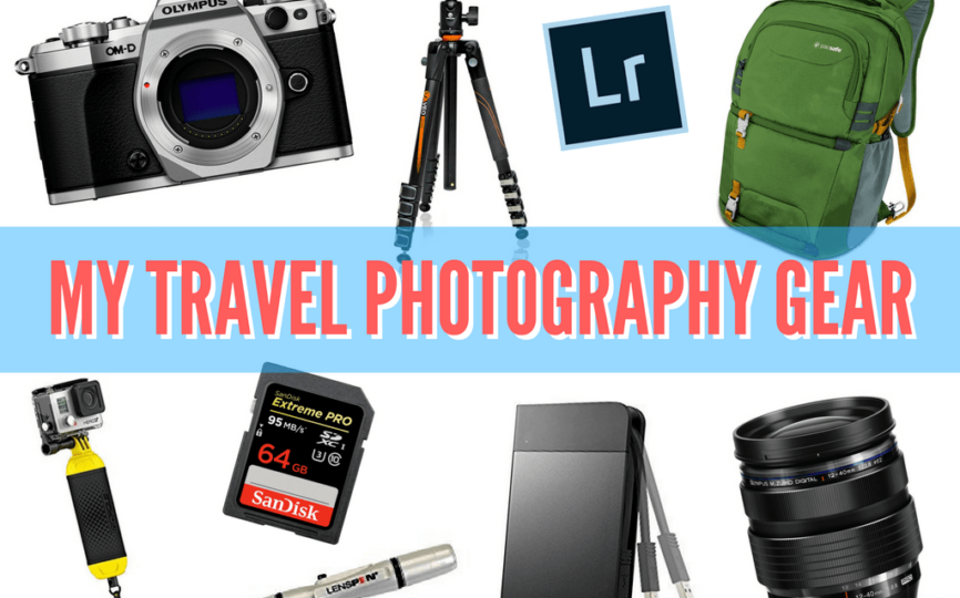 A Peek Inside My Camera Bag: My Favorite Travel Photography Gear