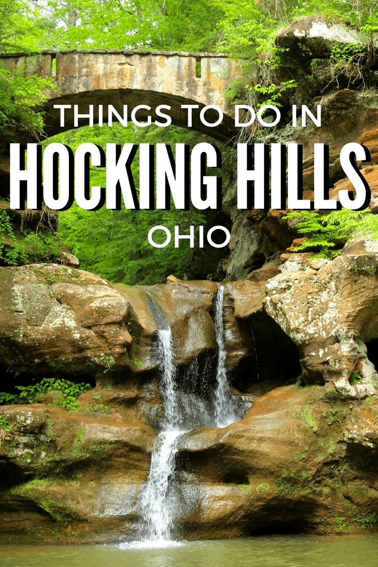 Things to do in the Hocking Hills