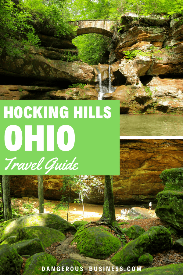 Hocking Hills travel guide
