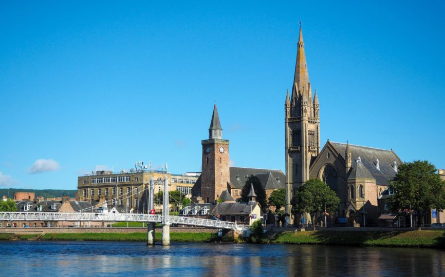 Discovering Inverness: 3 Days in Scotland's Highland Capital