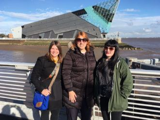 Bloggers in Hull, England