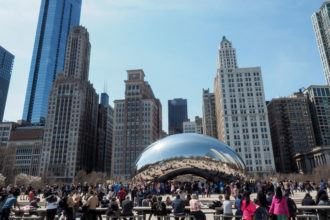 Chicago weekend getaway