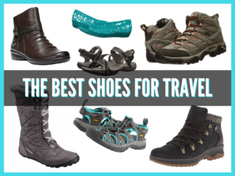The best travel shoes