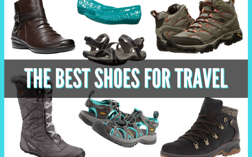 The Quest to Find the Perfect Travel Shoe