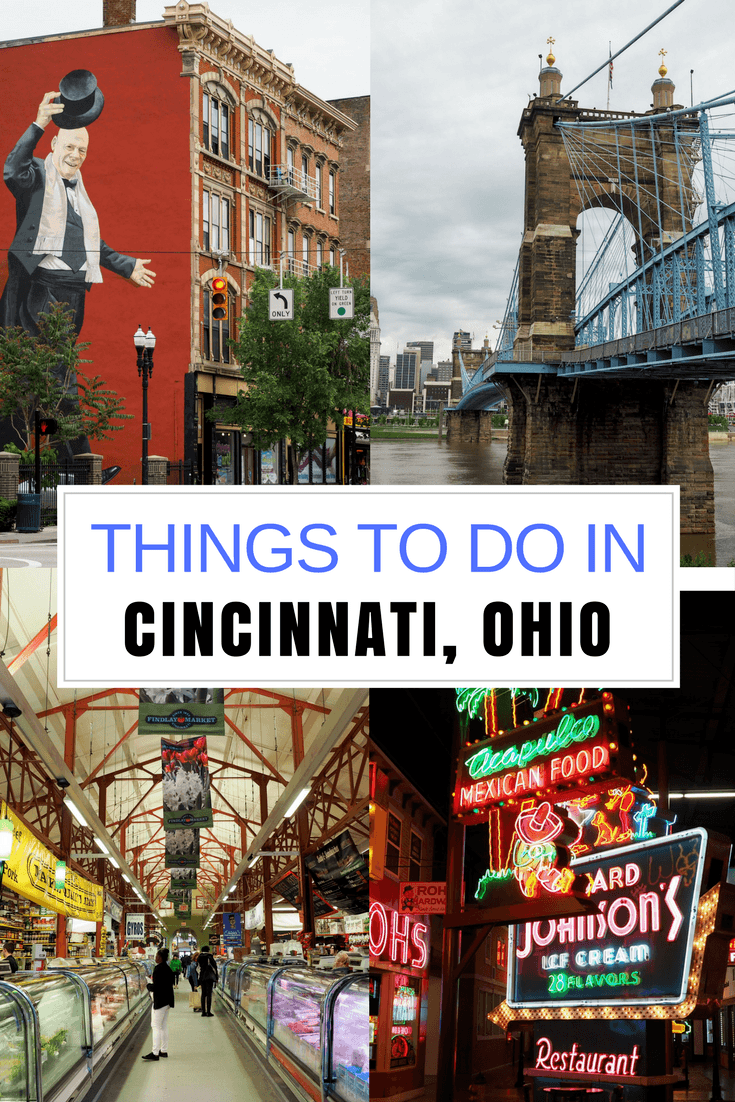 Things to do in Cincinnati, Ohio
