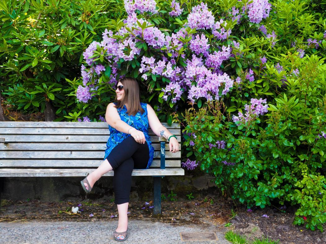 Amanda in Portland | Solo travel tips