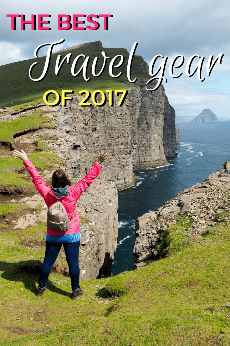 My favorite travel gear of 2017