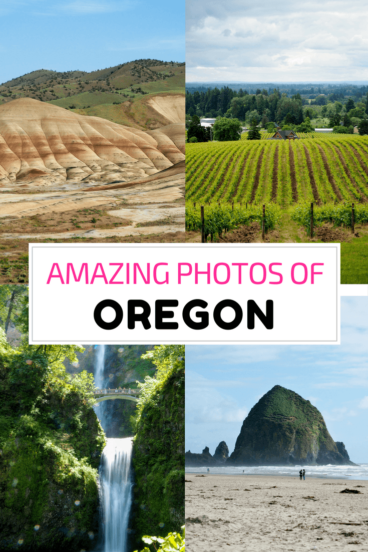 21 Photos of the Best Spots in Oregon