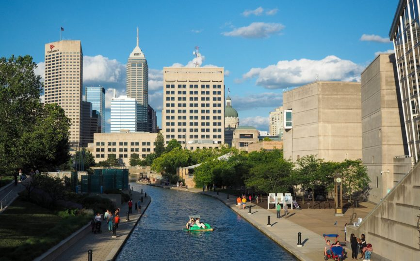 5 Reasons You Didn't Know You Need to Go to Indianapolis