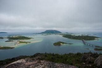 Overlooking Sommarøy, Norway