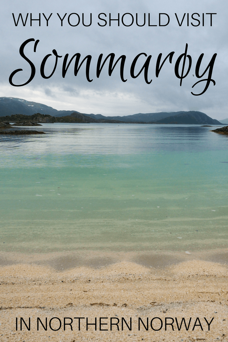 Visiting Sommaroy in Northern Norway
