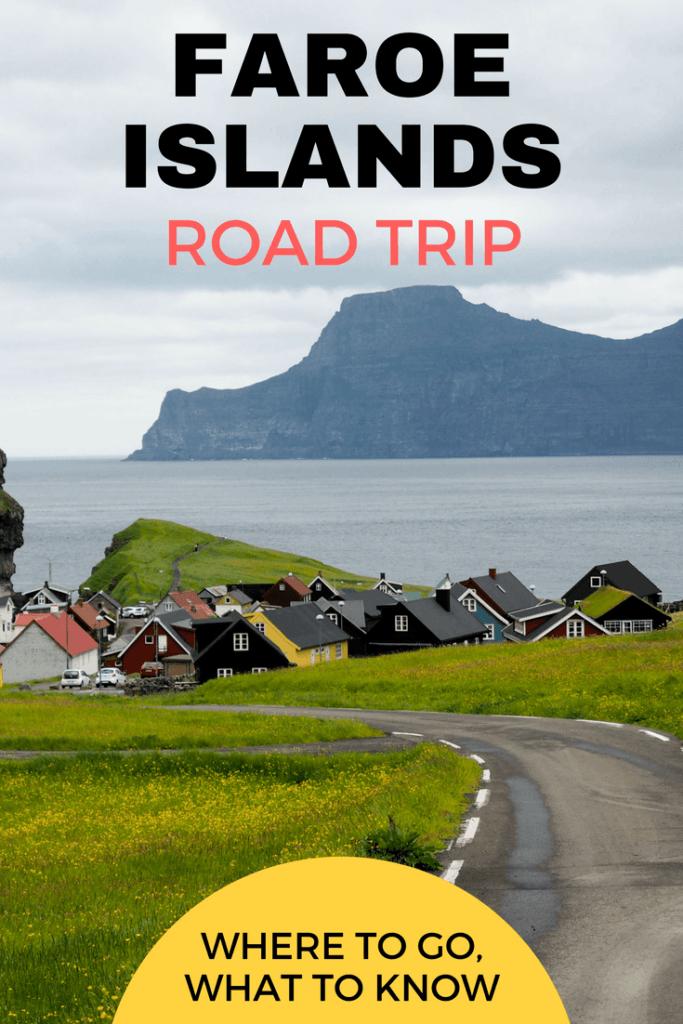 Faroe Islands road trip tips