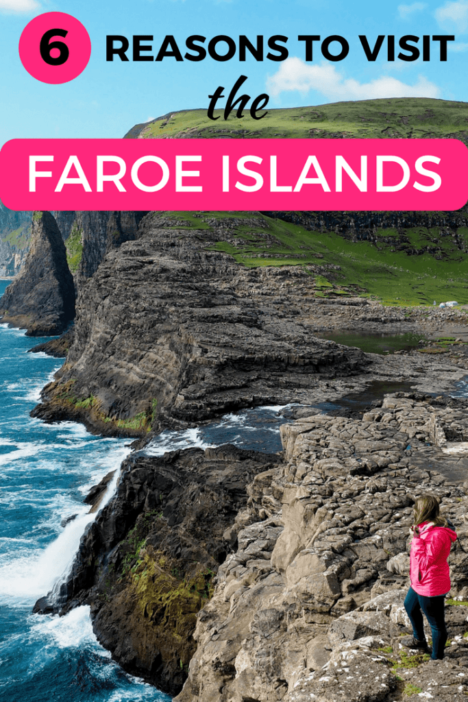 Reasons to visit the Faroe Islands
