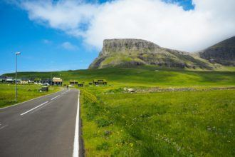 Faroe Islands road trip