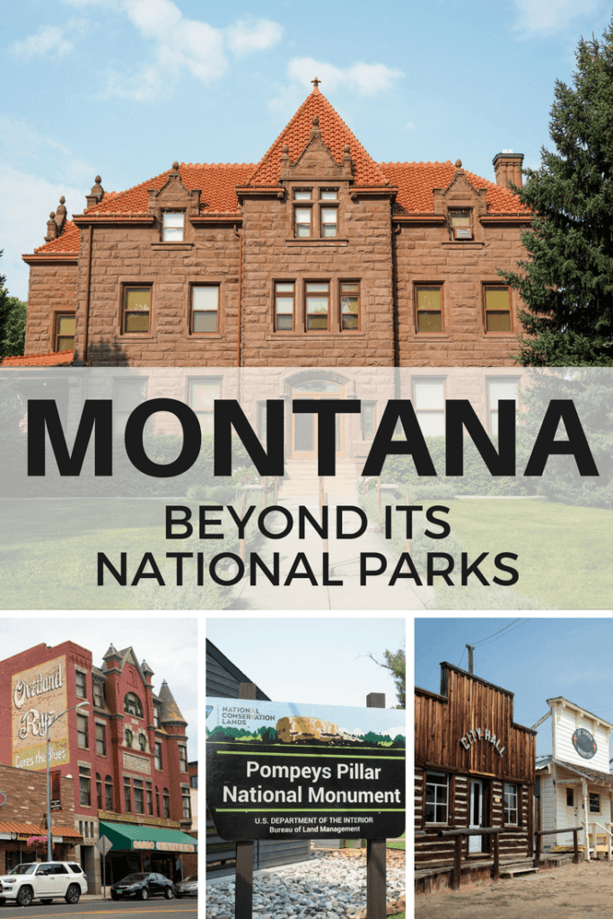 Things to see in Montana outside of its national parks