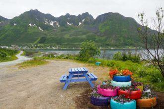 Northern Norway road trip