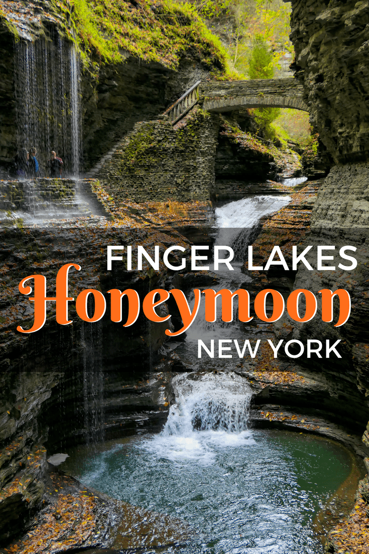 Mini Honeymoon to the Finger Lakes in New York