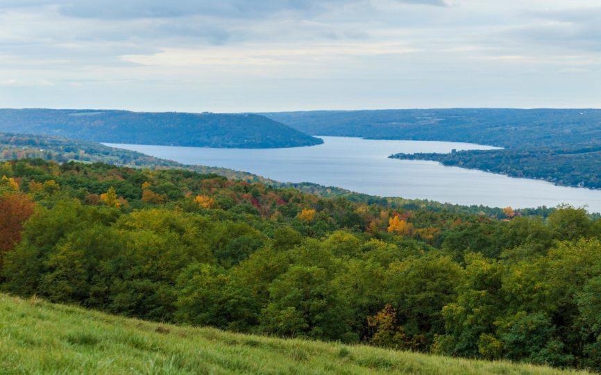 A Mini-Honeymoon to the Finger Lakes
