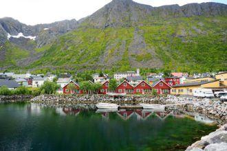 Gryllefjord, Norway