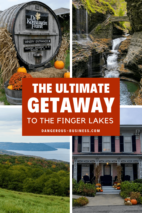 Planning a romantic Finger Lakes getaway