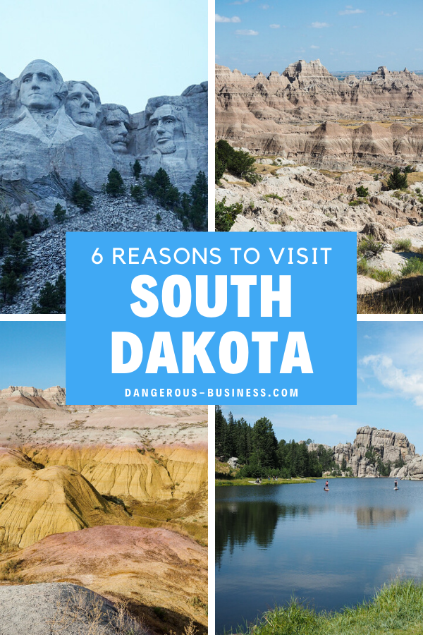6 reasons to visit South Dakota