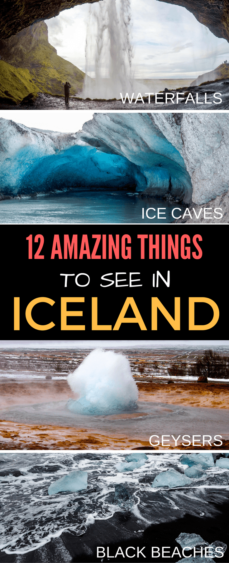 Cool things you can see in Iceland