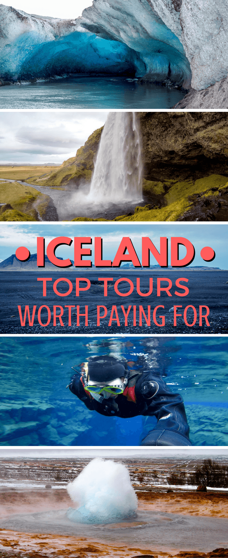 Best Iceland Tours Worth Paying For | #Iceland