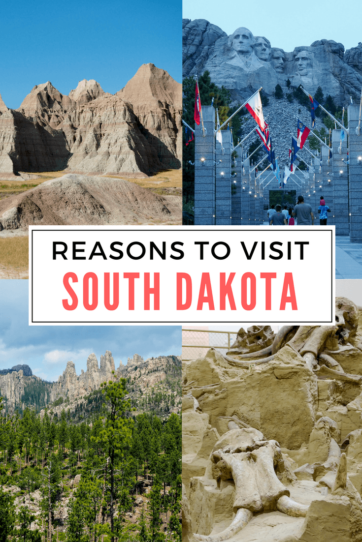 Reasons to visit South Dakota