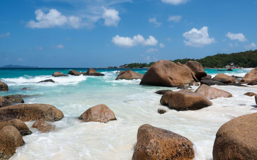 My 5 Favorite Beaches in the Seychelles