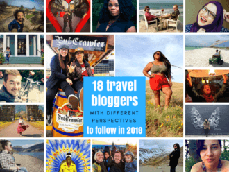 18 travel bloggers to follow in 2018
